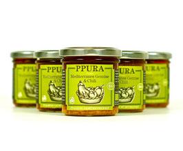 PPURA Pesto Mediterranes Gemüse und Chili