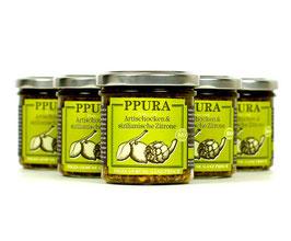PPURA Artischocken und Zitronen Pesto