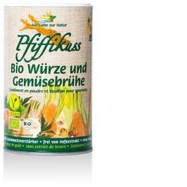 Pfiffikuss Bio Streuwürze Dose 250 g