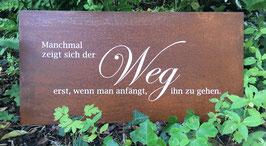 """Bild """"Weg"""""""