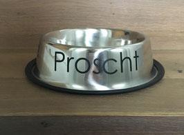 "Hundenapf ""Proscht"""