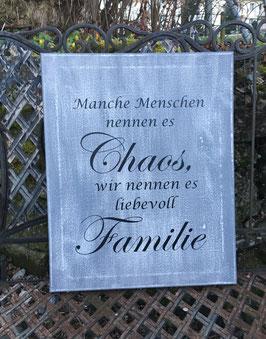 ... liebevoll Familie