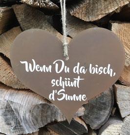 """Herz """"d'Sunne"""""""