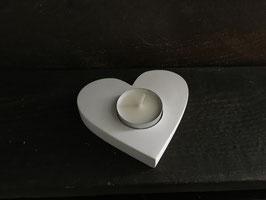 Herz Teelichthalter
