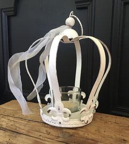 Kronen-Teelichthalter