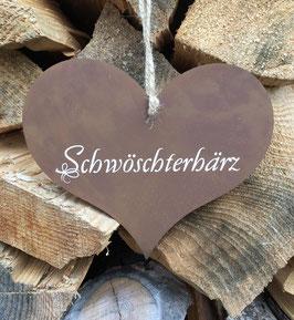 """Herz """"Gschwüschterti"""""""