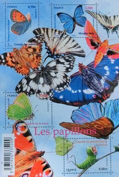 フランス記念切手4枚入り