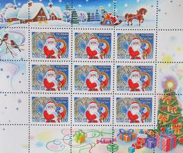 クリスマス ロシア