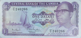 ガンビア共和国 未使用