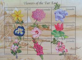 ユリの花 グレナダ共和国