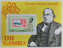 ガンビア記念切手