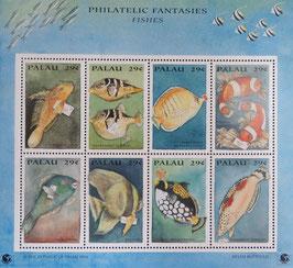 海の魚 パラオ共和国