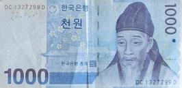 韓国 1000W