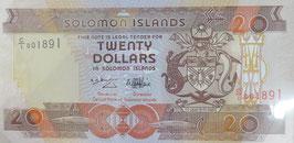 ソロモン諸島 未使用