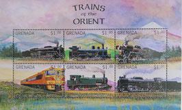 東洋の鉄道 グレナダ共和国