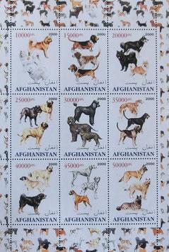 アフガニスタン記念切手