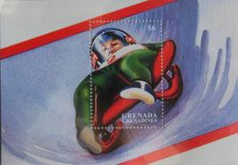 グレナダ記念切手