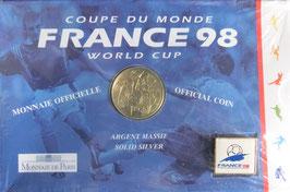 フランス ワールドカップメダル