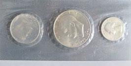 ケネディ・ワシントン・アイゼンハワー銀貨