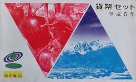 信州博貨幣セット1993年
