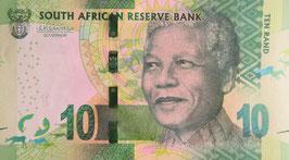 南アフリカ準備銀行 未使用