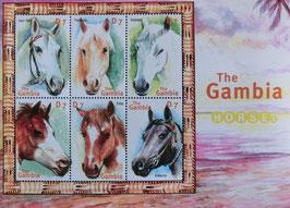 ガンビア切手
