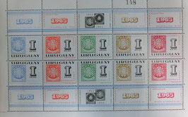 ウルグアイ記念切手