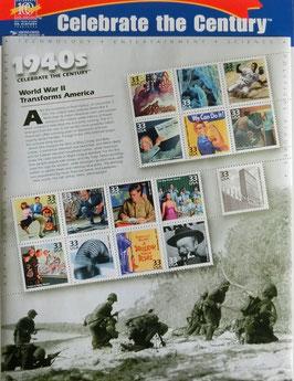アメリカ記念切手