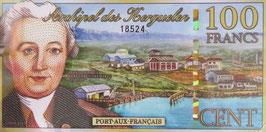 仏領 ケルゲレン諸島 未使用