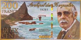仏領ケルゲレン諸島 未使用