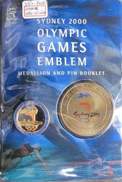 シドニーオリンピック2000年