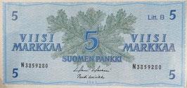 フィンランド共和国 未使用