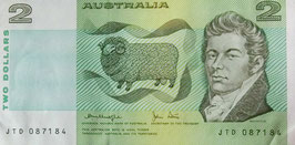 オーストラリア 未使用