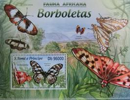アフリカ記念切手