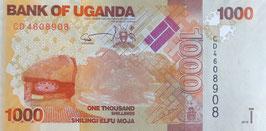 ウガンダ 未使用