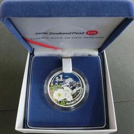 ニュージーランドドル純銀プルーフ Φ40