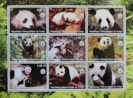 コンゴ共和国記念切手