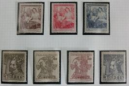 チェコスロバキア切手