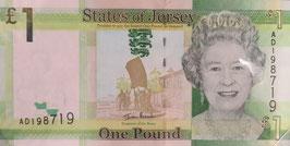 英国ジャージー島 未使用
