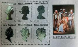 ニュージーランド記念切手