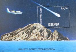 流れ星 レドンダ島