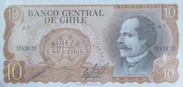 チリ共和国 未使用