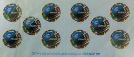 フランス記念切手