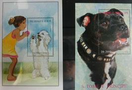 ニカラグア記念切手 サントメプリンシペ