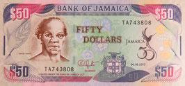 ジャマイカ 未使用