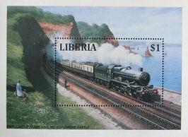 リベリア記念切手