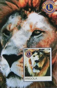 アンゴラ共和国記念切手