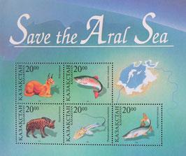 アラル海保護 カザフスタン