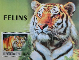 トーゴ共和国記念切手