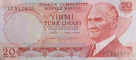 トルコ 未使用